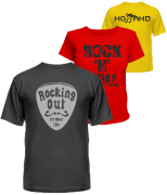 Музыкальные футболки