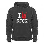 Кофты I love rock