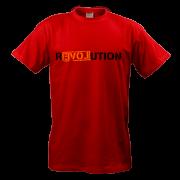 Футболка Revolution Love