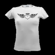 Футболка Сердце С крыльями