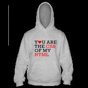 Толстовка Css html
