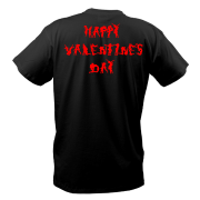 Футболка Валентинов день