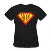 Футболка Супер-мама 3