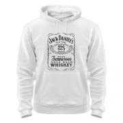 Толстовка Jack Daniels  логотип