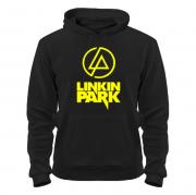 Балахон с логотипом Linkin park