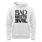 Толстовка Bad Meets Evil