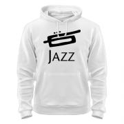 Кофта с капюшеном Jazz