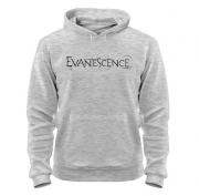 Толстовка с надписью Evanescence