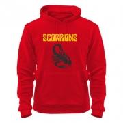 Пайта с капюшеном Scorpions
