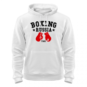 Толстовка Boxing Russia time
