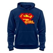 Толстовка Supergirl