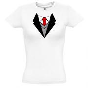 футболка Манишка
