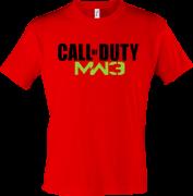 футболка КоД логотип