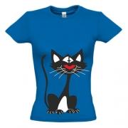 Майка Чёрный кот