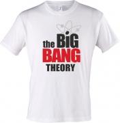 Футболка Теория большого взрыва