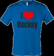 Футболка Я люблю хоккей