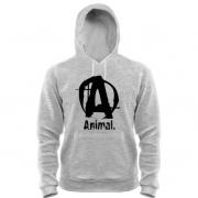 Толстовка Animal logo