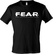 Футболка FEAR