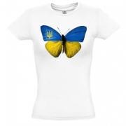 Футболка Бабочка Ukraine