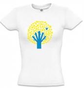 футболка Дерево Украины