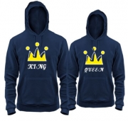 Парные кенгурушки King & Queen