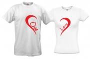Две футболки One Love