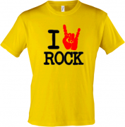 Майкa I love rock