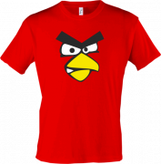 Майка Angry birds (Red bird)