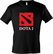 Майка DOTA logo