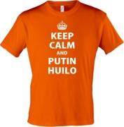 Майка Keep calm and Putin