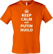 Майка Keep calm and Putin