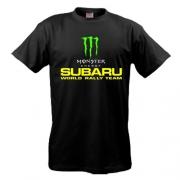 Майка Monster Energy Subaru (распр)