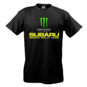 Майка Monster Energy Subaru (распр)