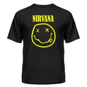 Майка Nirvana Smile