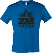 Майка ZM nation высотки