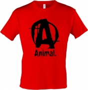 Майка  Animal logo