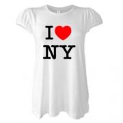 Туника I Love NY