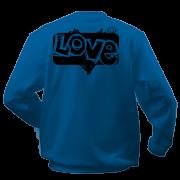 Реглан Love 3
