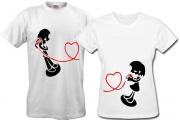 Парные футболки Алло!
