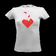 Футболка Тетрис Сердце