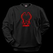 Реглан Сердце Жирафы