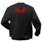 Реглан Сердце с крыльями