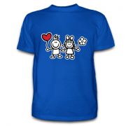 Футболка Love is 5