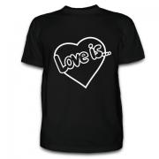 Футболка Love is 13