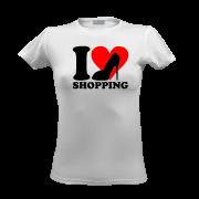 Футболка Люблю шоппинг