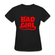Футболка Bad girl