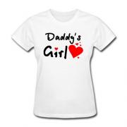 Футболка Daddy's Girl