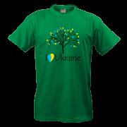 Футболка I love Ukraine 2