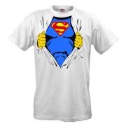 Футболка Смотри! Я Superman