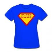 Футболка Super мама 2